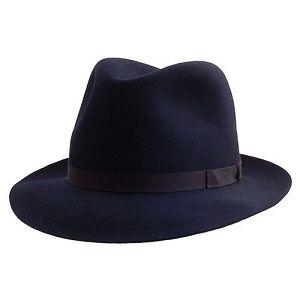 Шляпа Трилби фото