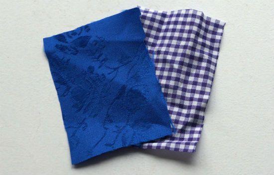 Кусок ткани в виде прямоугольника фото
