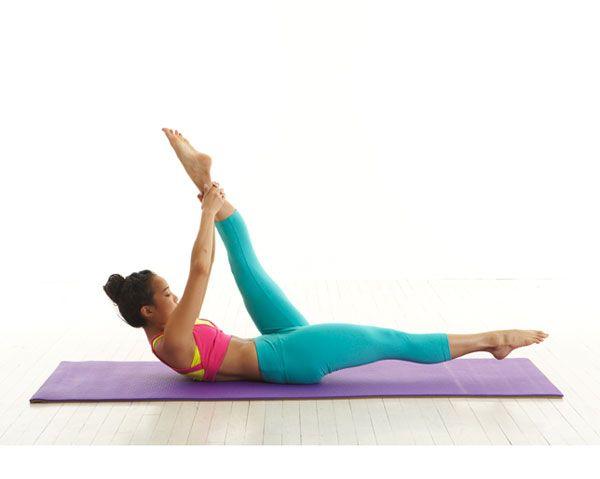Упражнение на мышцы ног фото