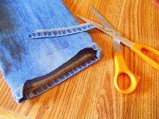 Как сделать джинсы рваными в домашних условиях (Фото)