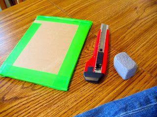 Инструменты для создания рваных джинс фото