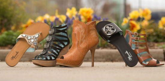 Обувь в стиле кантри фото