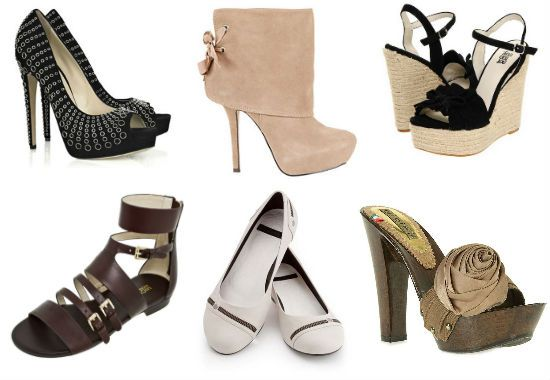 Обувь для фигуры яблоко фото