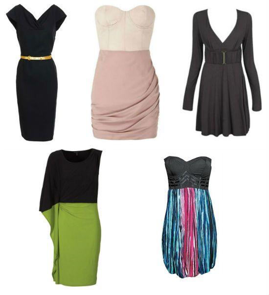 Платья подходящие для типа фигуры яблоко фото