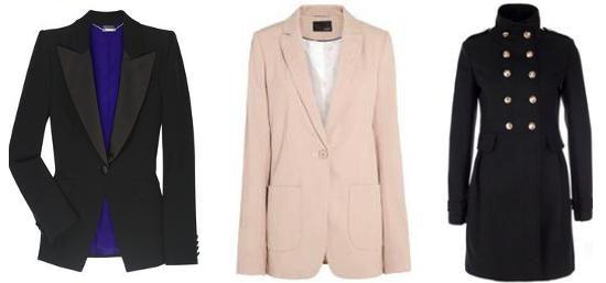 Жакеты, пальто, пиджаки для типа фигуры яблоко фото