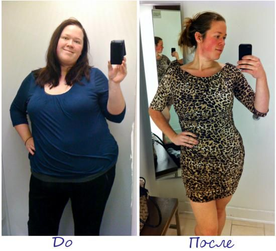 Джулия Козерски (Julia Kozerski), Милуоки (США) фото до и после похудения