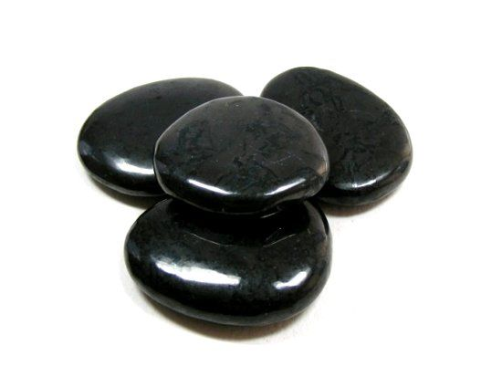 Фотография камня шунгит