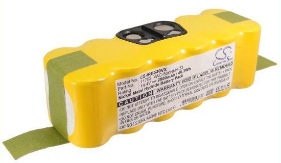 аккумулятор для робота пылесоса фото