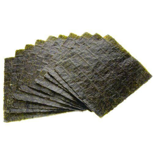 Сушеные водоросли нори фото