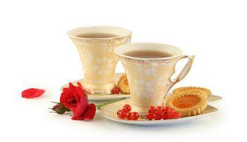 28 лет свадьбы чаепитие дома