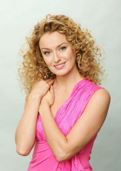 Актриса Наталья Гудкова