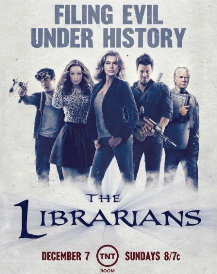 Фильм Библиотекари