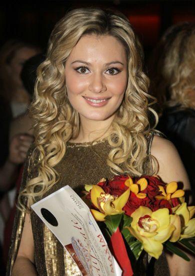 Актриса Мария Кожевникова