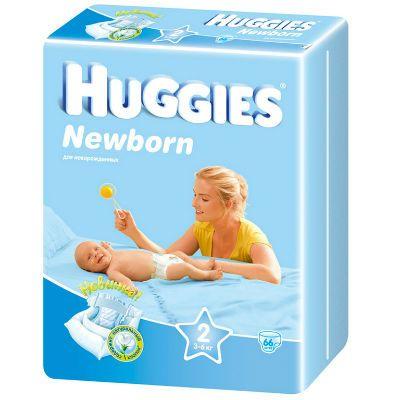 Памперсы Huggies Newborn