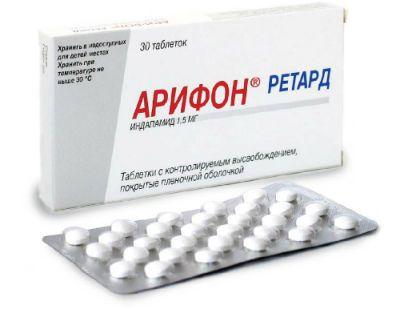 Препарат Арифон