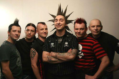 Рок-группа Король и Шут