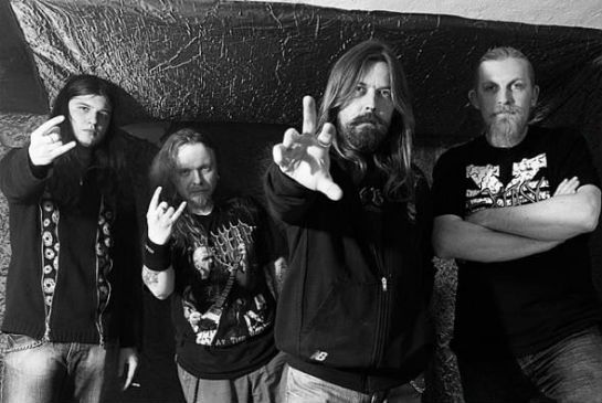Рок-группа Коррозия металла