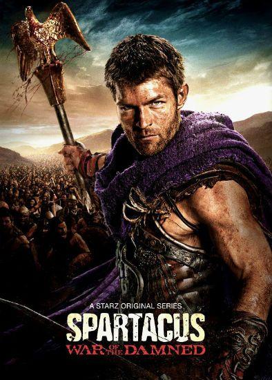 Сериал Спартак