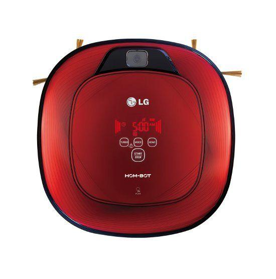 Пылесос LG Hom-Bot Square VR6270LVM