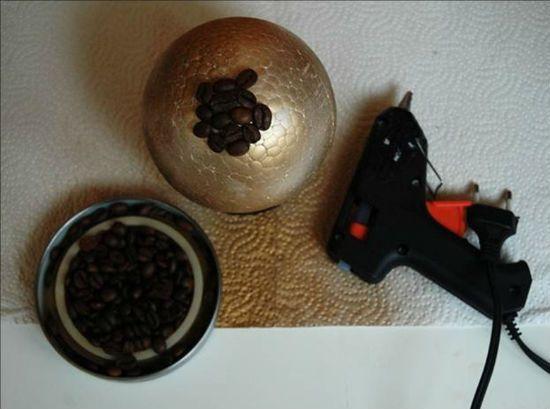 Кофейное дерево шаг 4