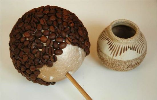 Кофейное дерево шаг 6