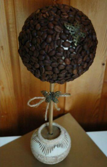 Кофейное дерево шаг 8