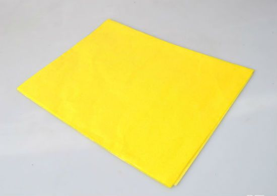 Помпон из бумаги способ 2 шаг 1