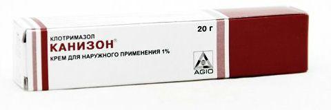 Противогрибковый препарат Канизон