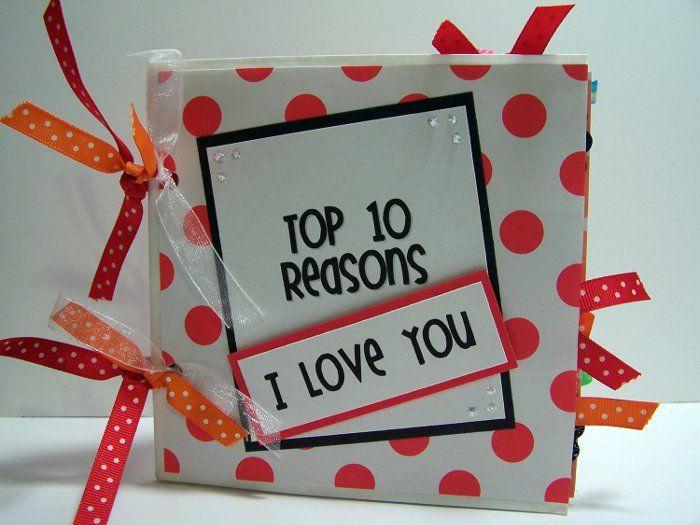 Альбом 10 причин моей любви фото