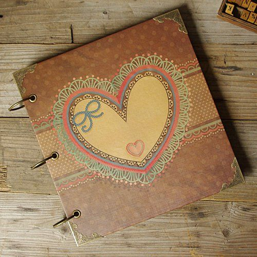 Альбом сердце фото