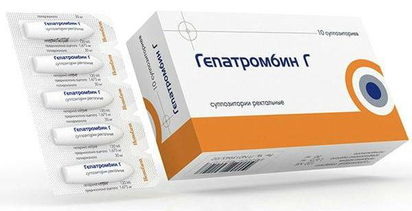 Гепатотромбин Г фото