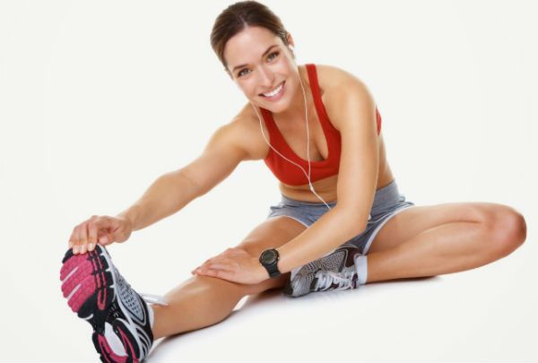 Разогрев перед упражнениями фото