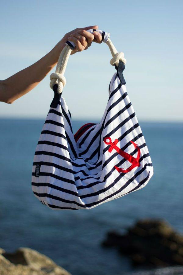 Аксессуары в морском стиле