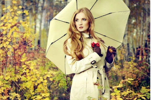 Зонты в английском стиле  фото