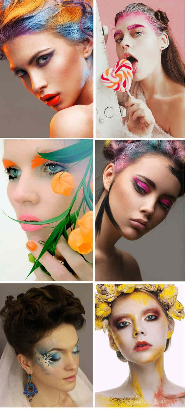 Бьюти макияж фото
