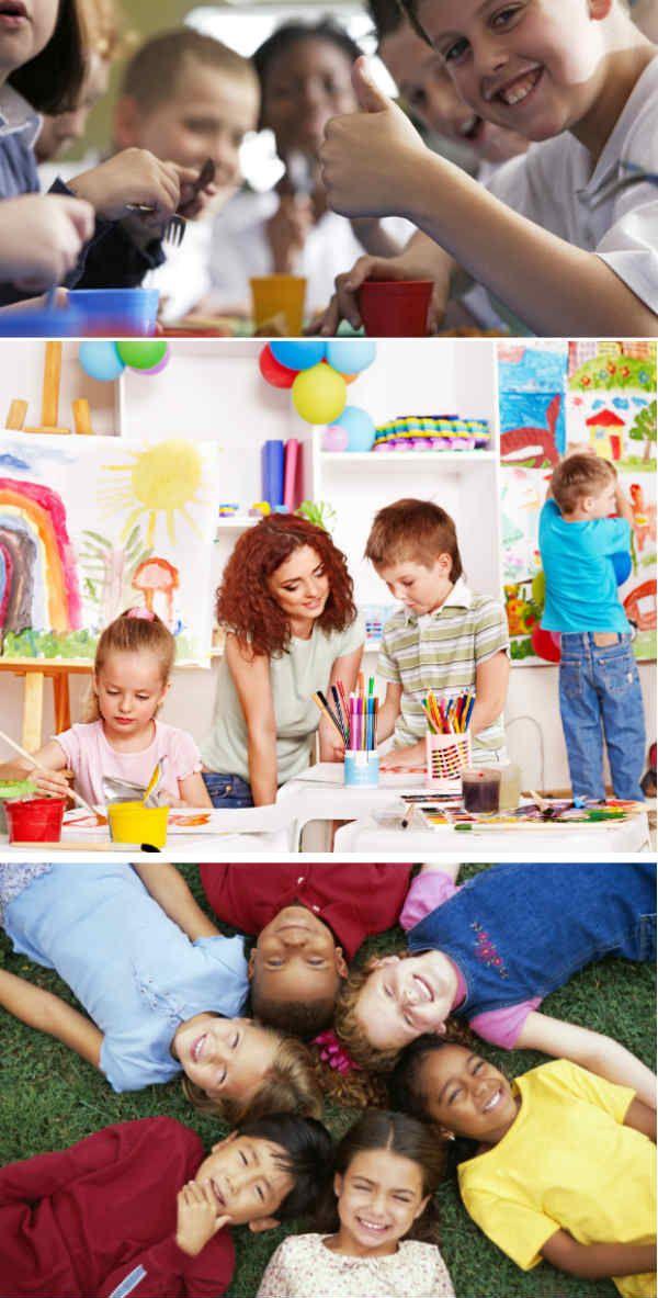 Фотосессия детей в детском саду фото