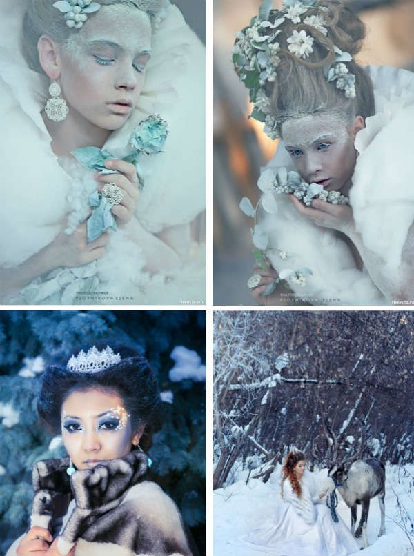 Снежная королева фото