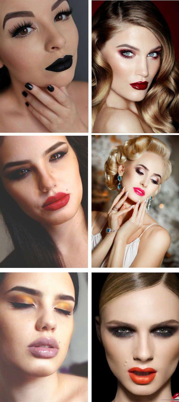 Классический макияж для фотосессии фото