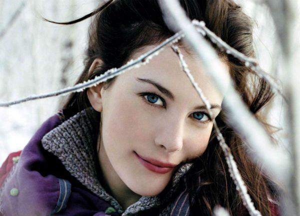 Цветотип внешности зима фото