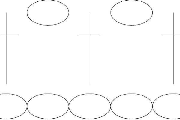 Схема узорного ряда для чулок фото