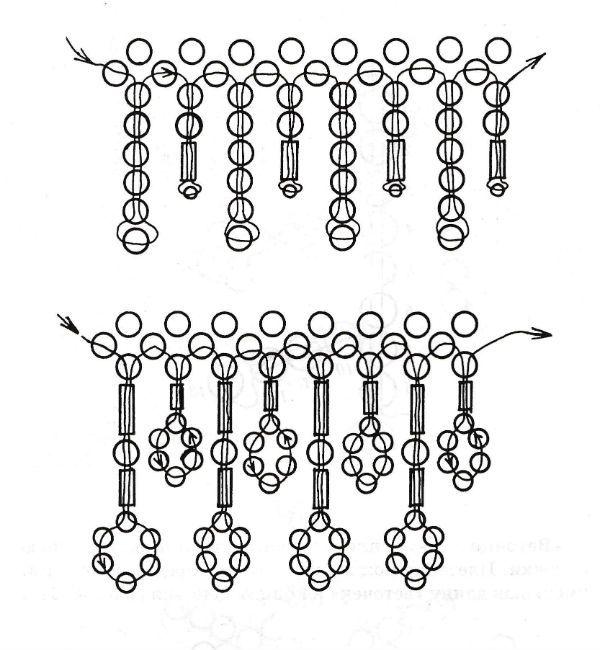 Схема бисером фото