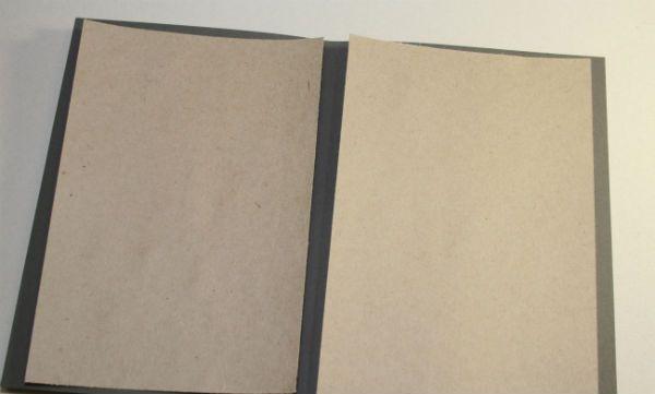 Соединяем основу и гофрированной бумагой фото