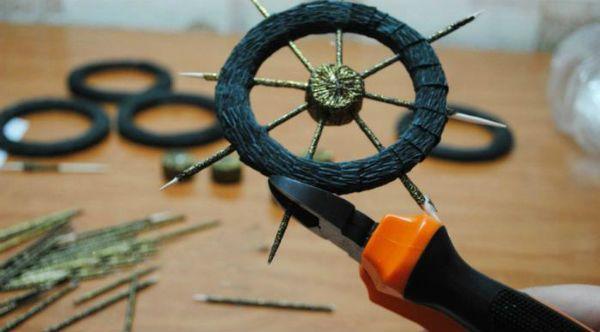 Делаем колесо фото