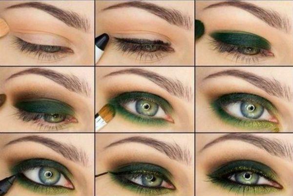 Для зеленых глаз фото