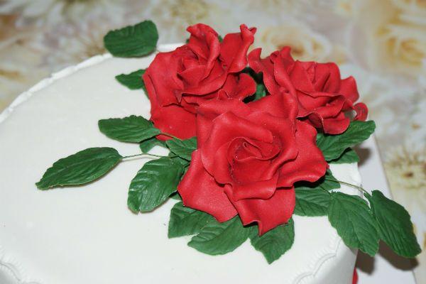 Готовые цветы фото