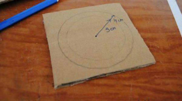 Рисуем круги фото