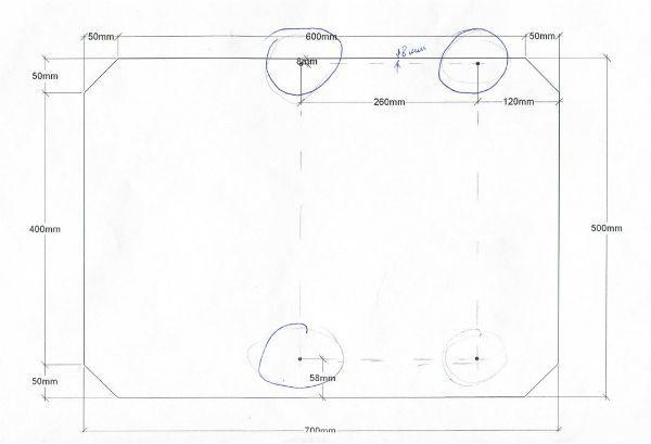 Схема основания фото