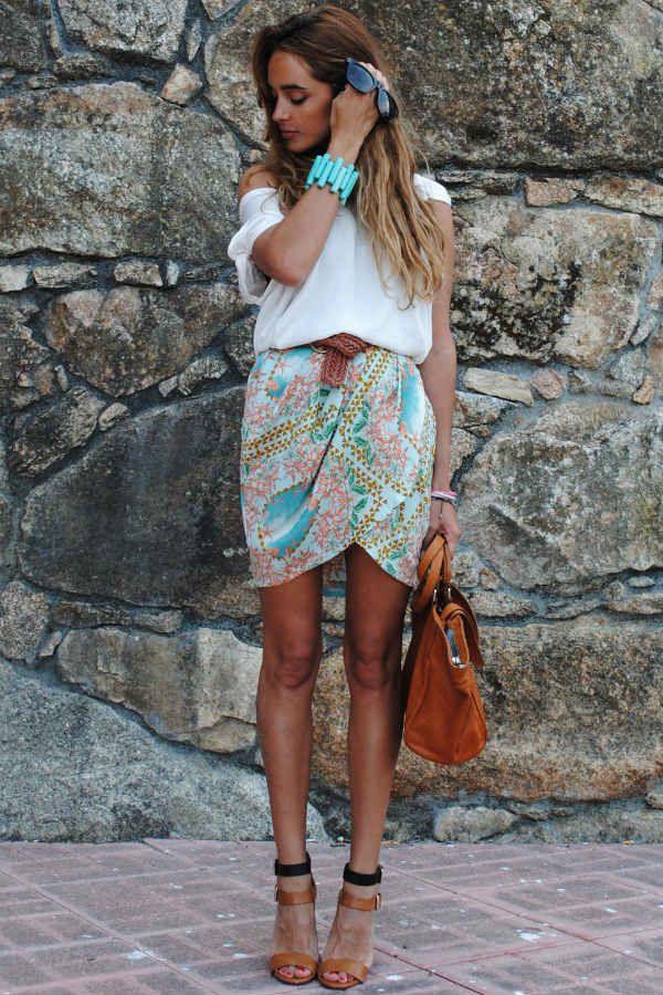 Нарядная юбка фото
