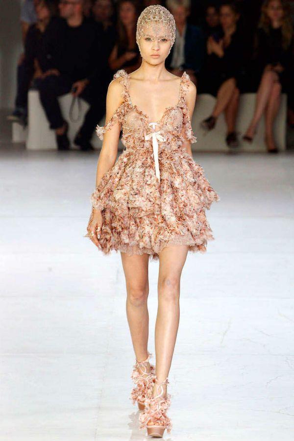 Платье Бэби-долл фото