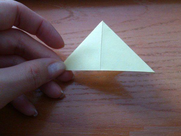Получился треугольник фото